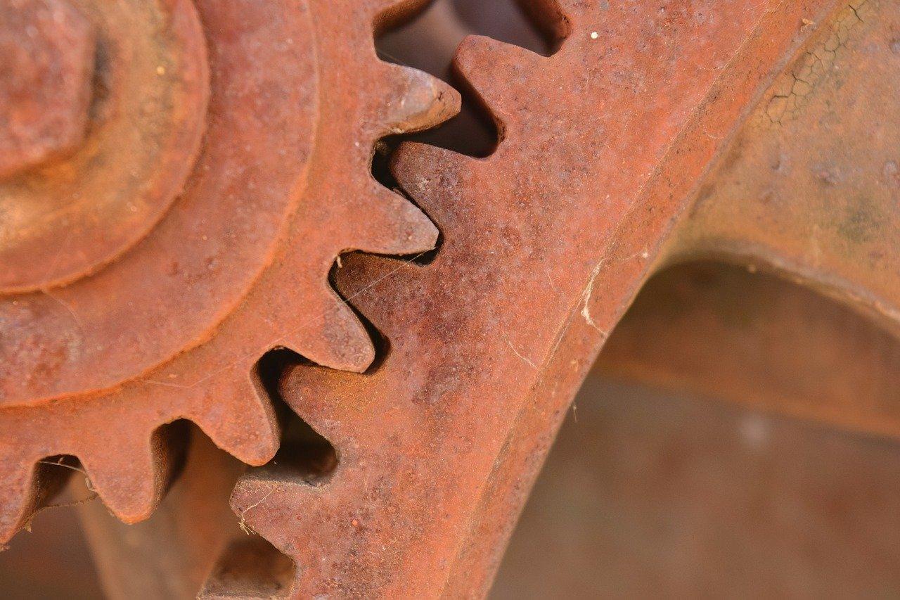 Ferrous vs non-ferrous scrap metal
