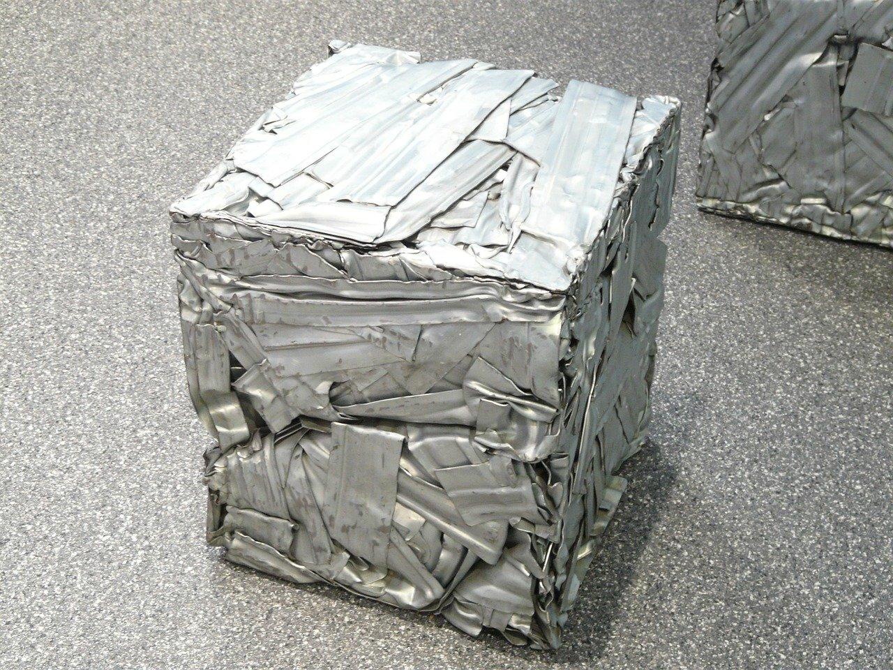 AZ alloy scrap metal recycling