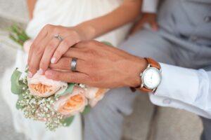 tungsten carbide wedding rings